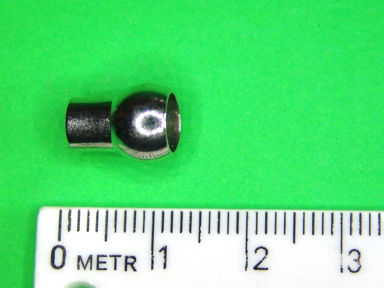 magnetverschluss ca 5mm rund kugel zum kleben f r band kaufen. Black Bedroom Furniture Sets. Home Design Ideas