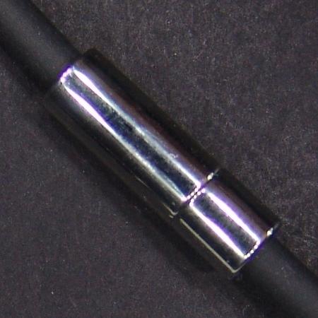magnetverschluss zylinder 3mm stahl rostfrei zum kleben. Black Bedroom Furniture Sets. Home Design Ideas