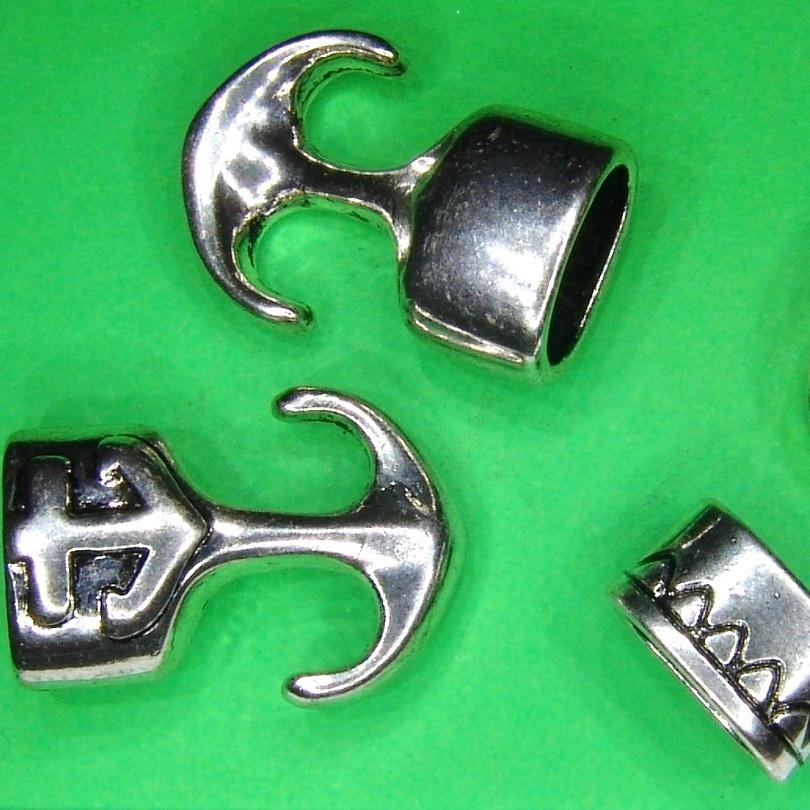 Anker Ring Schlaufen Endkappen Verschluss Øoval 10x7mm kaufen